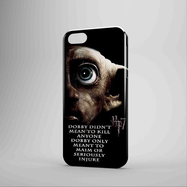 dobby harry potter dies iphone case