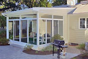 Images Of Screened In Patios Gutter And Patio Warehouse Company Macon