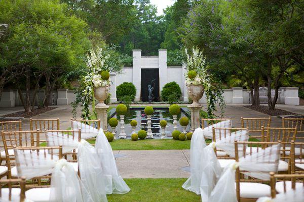 The Wedding Venue Birmingham Botanical Gardens AL
