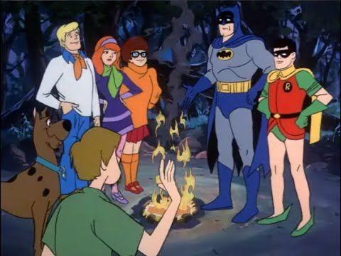 Scooby Doo Encontra Batman Desenhos Animados Em Portugues
