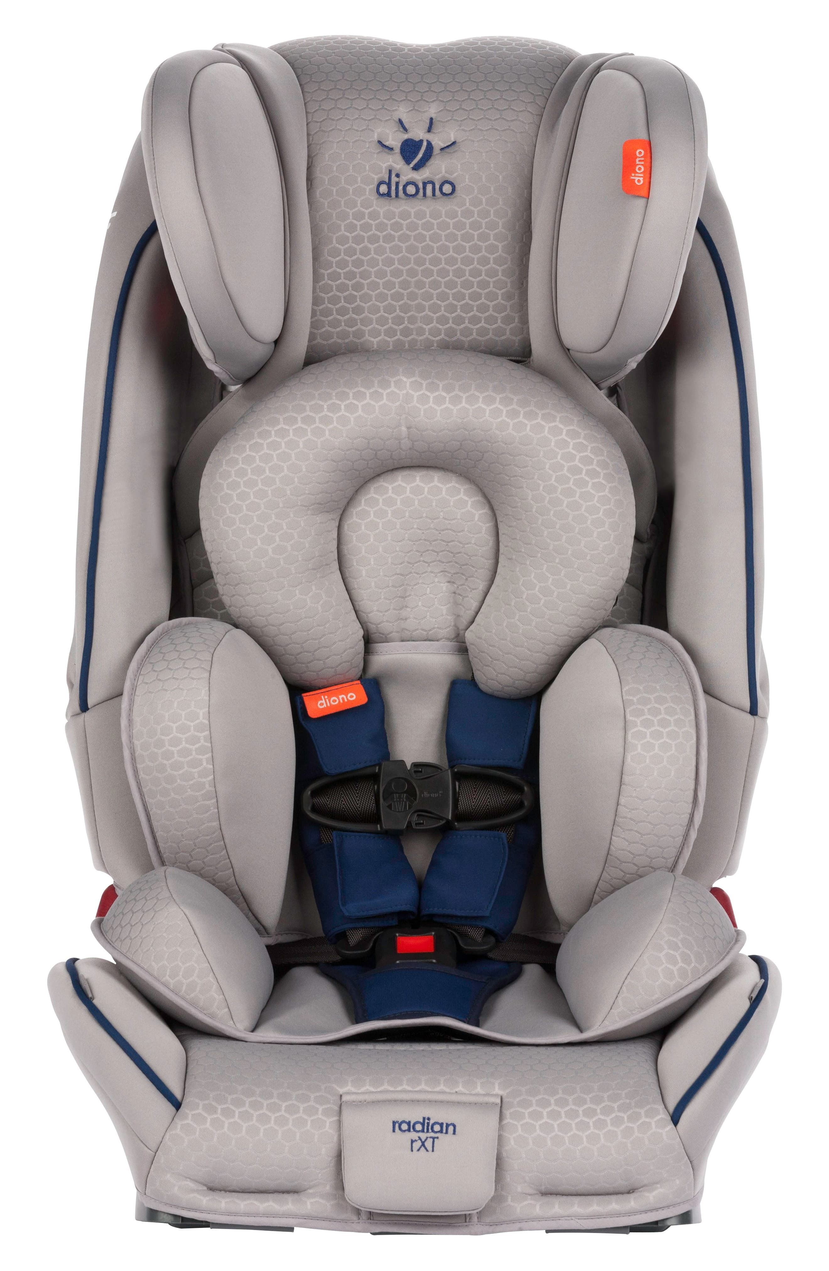 Infant Diono Radian 3rxt Three Across All In One Car Seat Size One