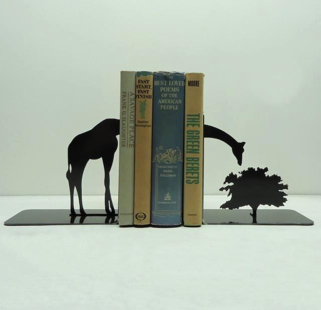 apoio de livros diferentes
