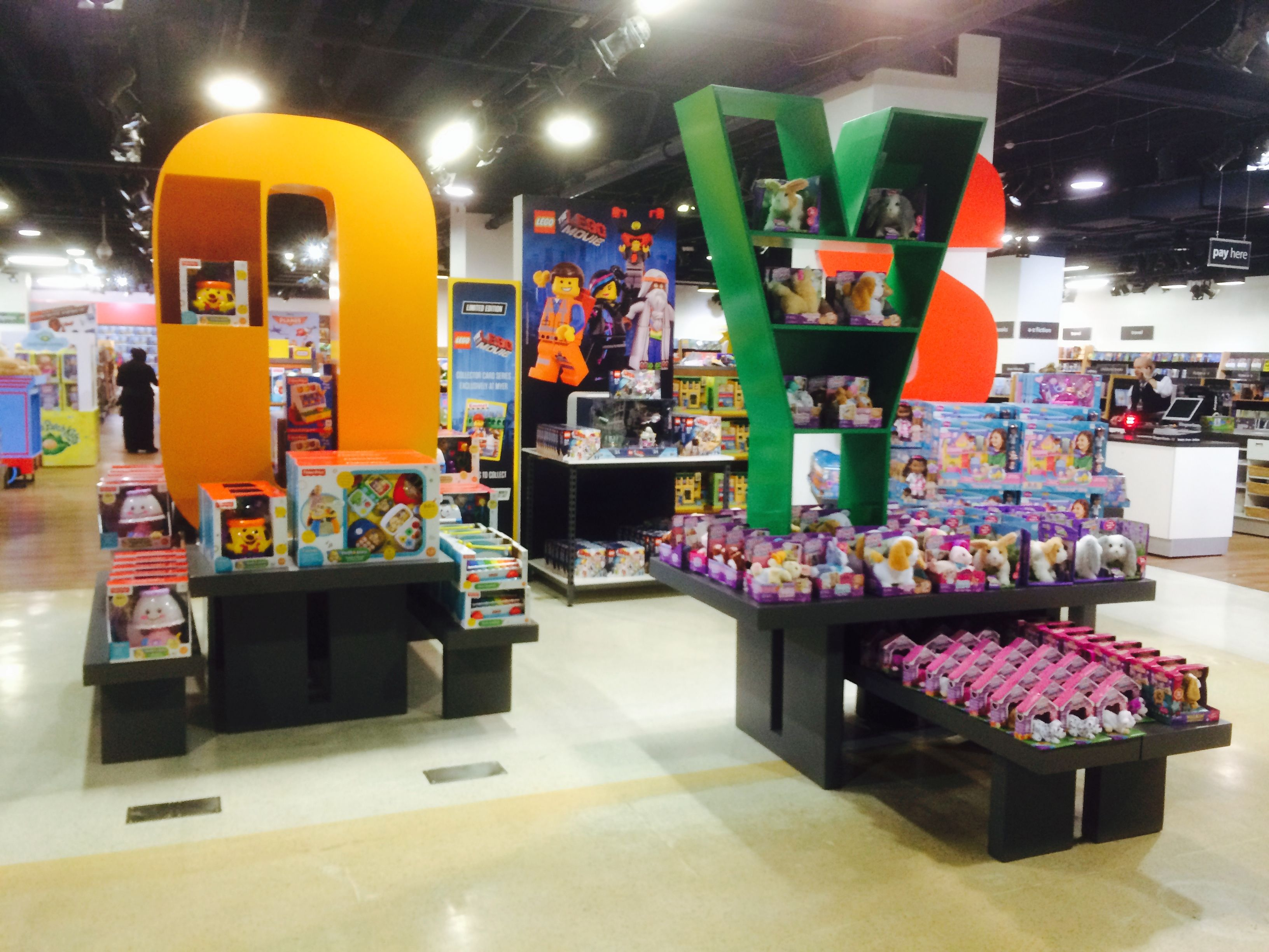 58c5895bb94ce Myer - Department Store - Sydney - Toys - Layout - Landscape - Visual  Merchandising - www.clearretailgroup.eu