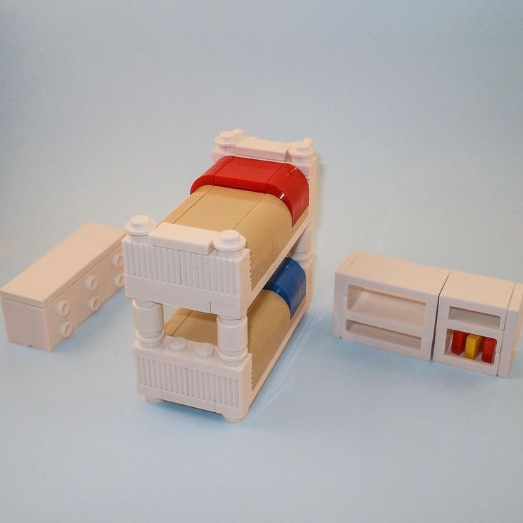 Lego Furniture For Kids details about lego furniture: kids bedroom collection w/ bunk bed