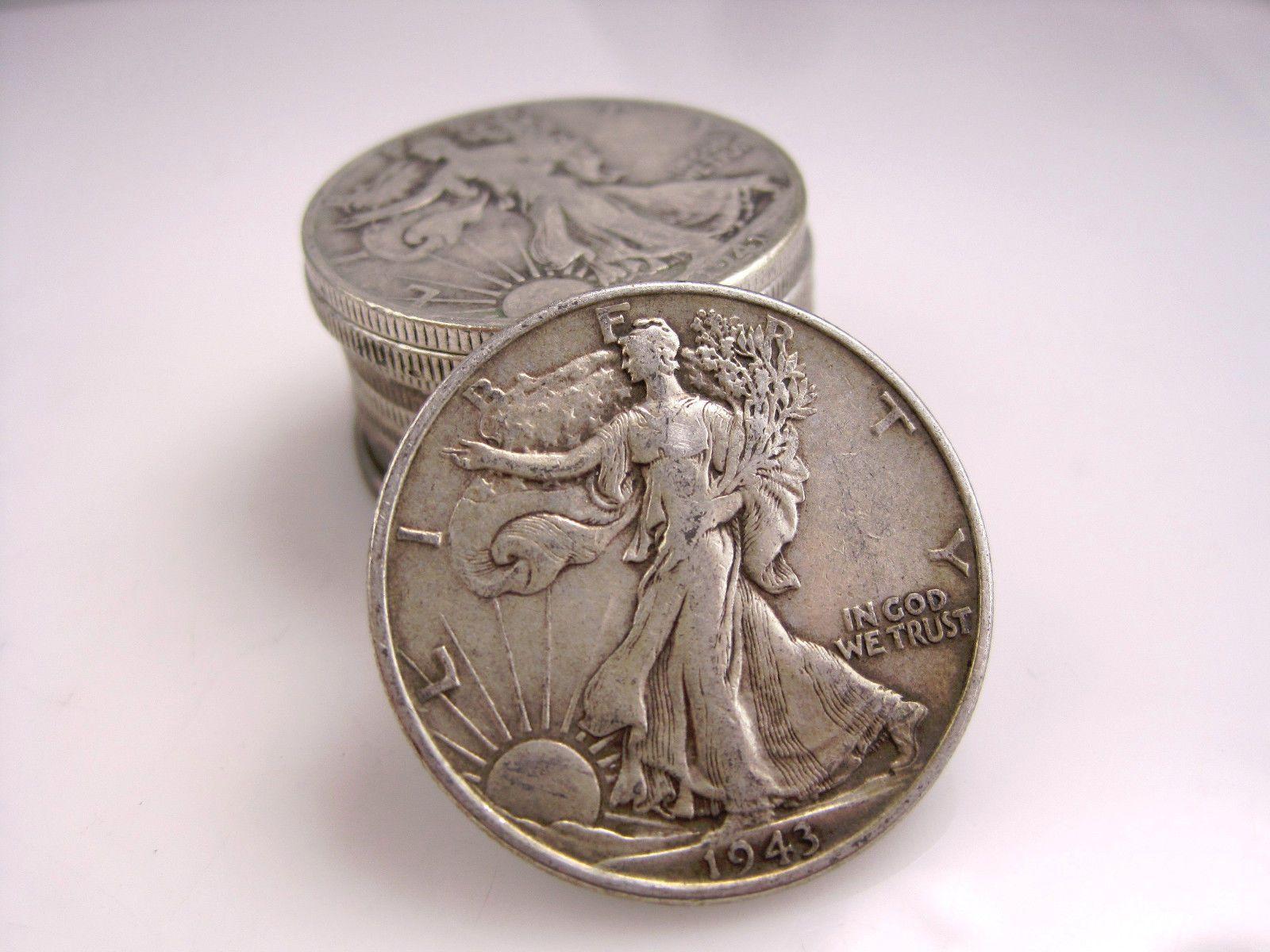 Lot of 10 Walking Liberty Half Dollar Coins Mixed Dates Free S/H #6234 https://t.co/n79KewsiHR https://t.co/G8GP14wRG2