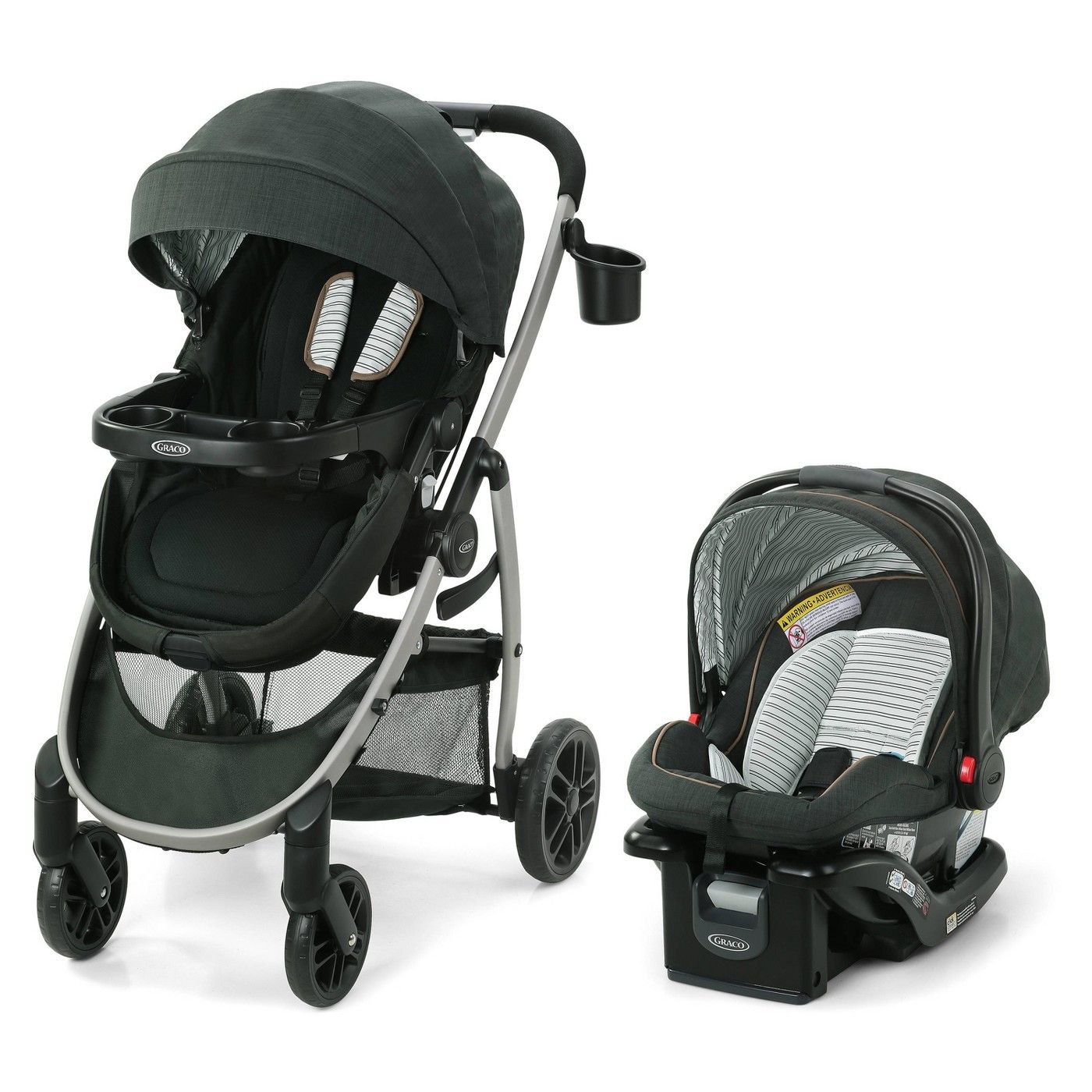 Graco Modes Pramette Travel System in 2020 Graco modes