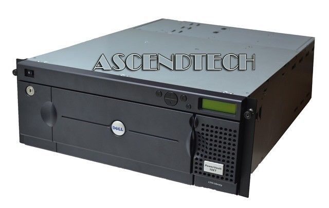 Tape And Data Cartridge Drives 39976 Dell Powervault 132T Lto 2 Backup Drive Storage Library R0093 3Y791 K0245 BUY IT NOW ONLY 5995 On EBay