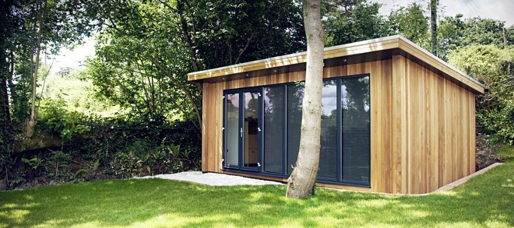Exceptional A Garden Office Perfect For Your Outdoor Space | Green Studios