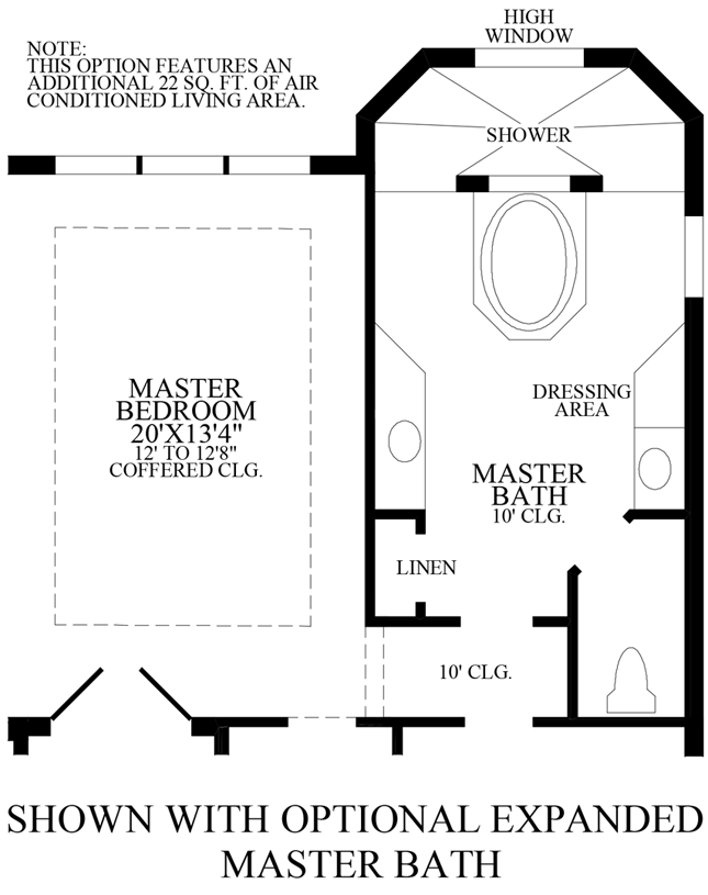 Image Result For Master Bath Floor Plan With Walk Through Shower Walk Through Shower Floor Plans Master Bath