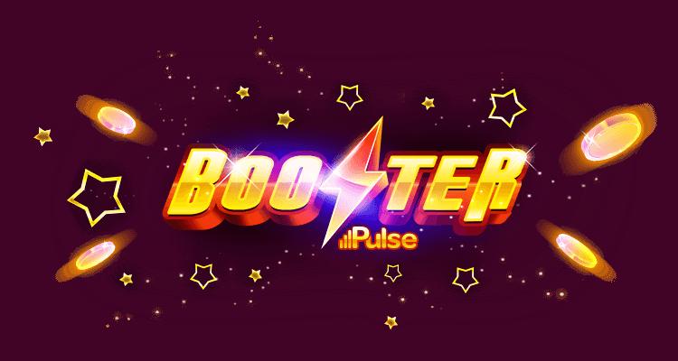 Sortie de la machine à sous mobile Booster de iSoftBet