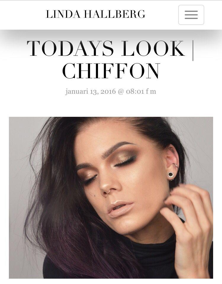 Today's look - chiffon