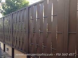 resultado de imagen de valla metalica jardin - Vallas Metalicas Jardin