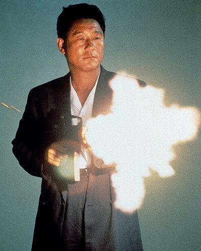 Sonatine (1993), Takeshi Kitano