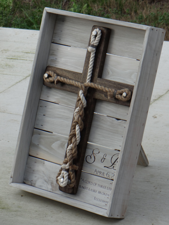 22++ Rustic unity cross wedding info