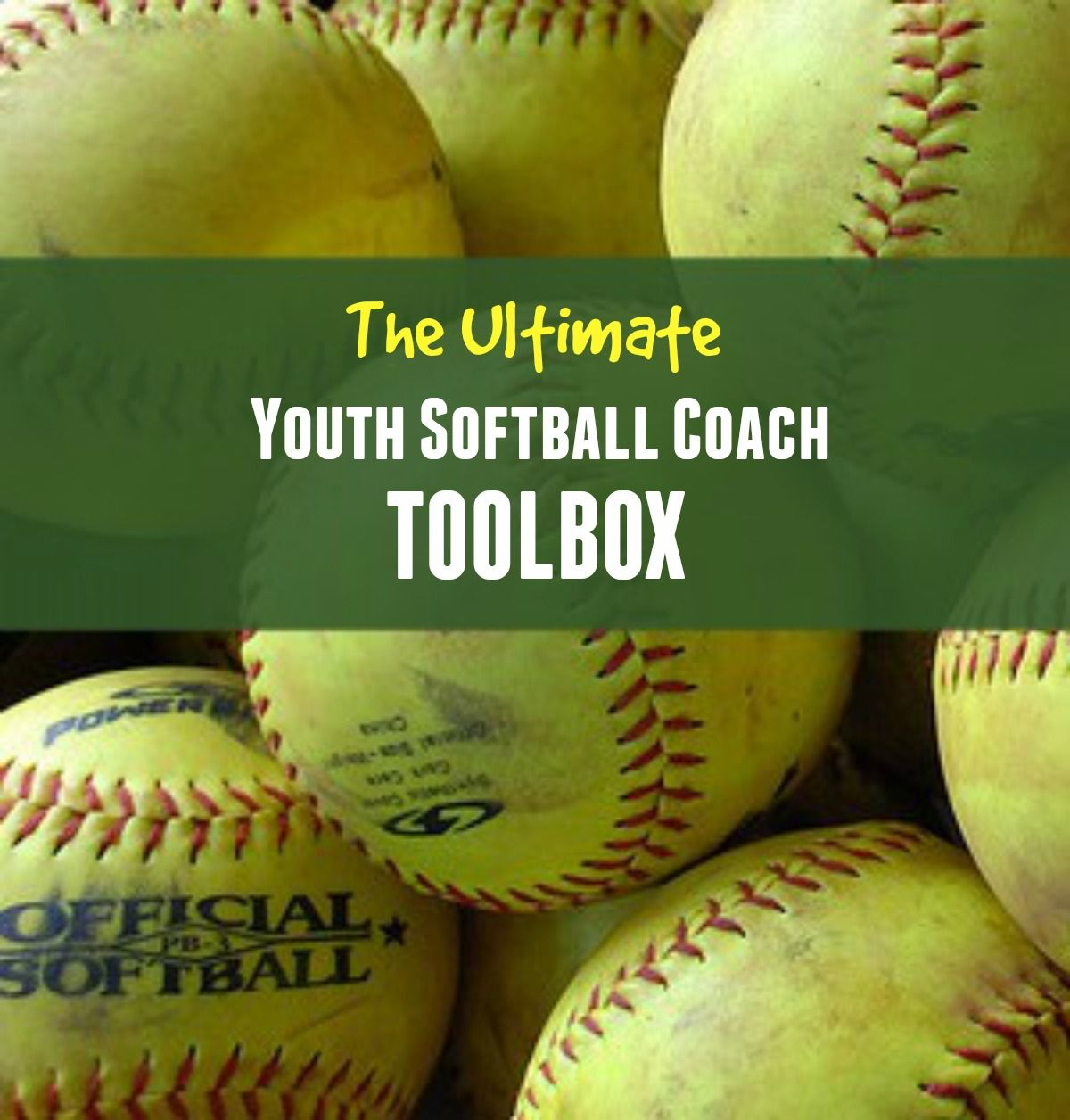 Get Instant Access Free Youth Softball Coach Toolkit Click To Download Now Youth Softball Softball Coach Softball