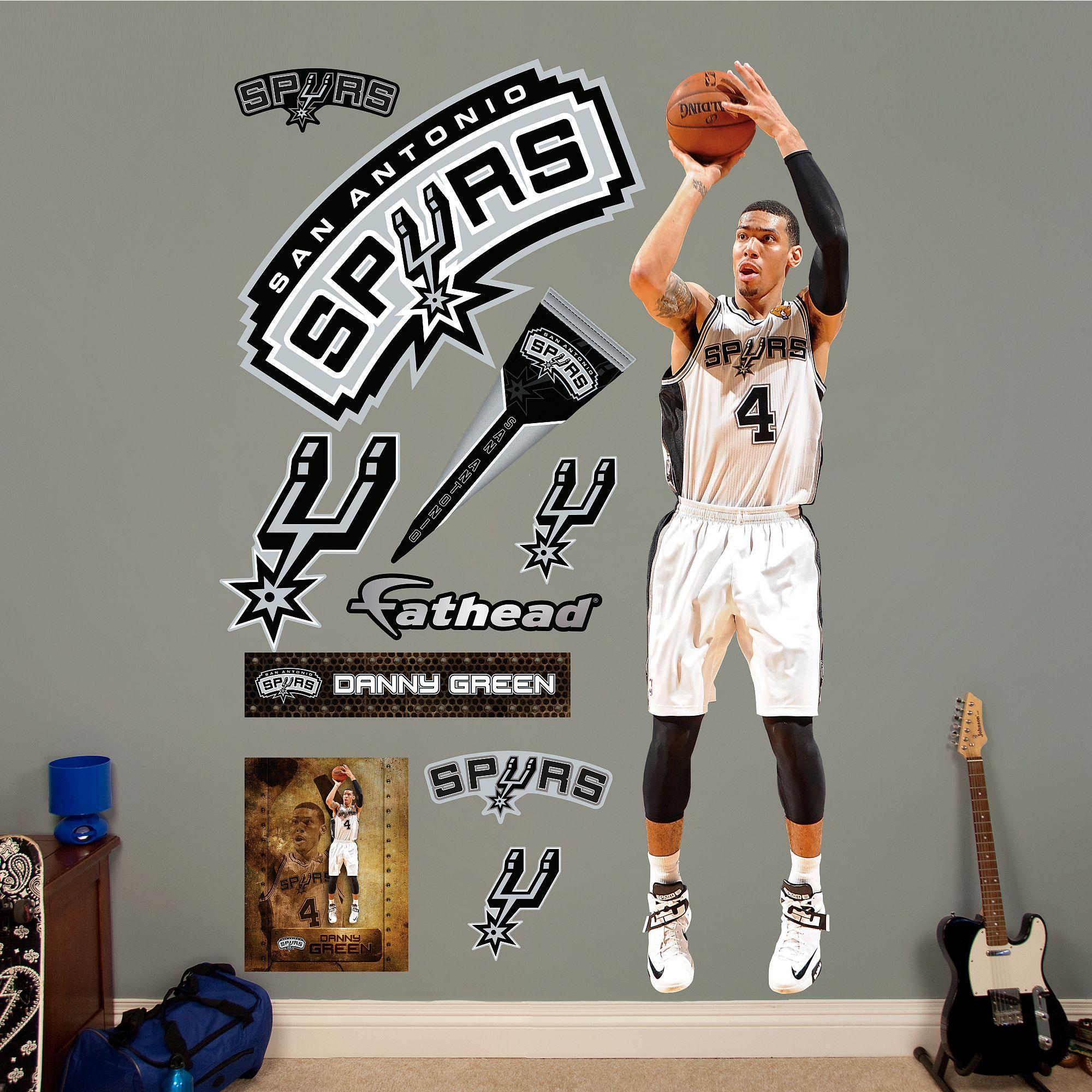 Danny Green Spurs, San antonio spurs, San antonio