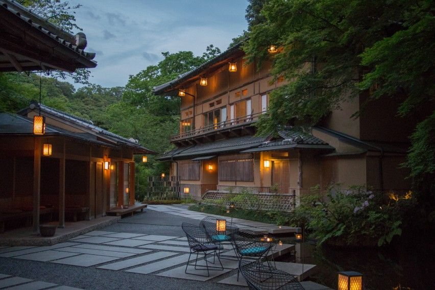 Kyoto Hotels Omotenashi Part 2 Introducing The Best Resort For Your Leisure And