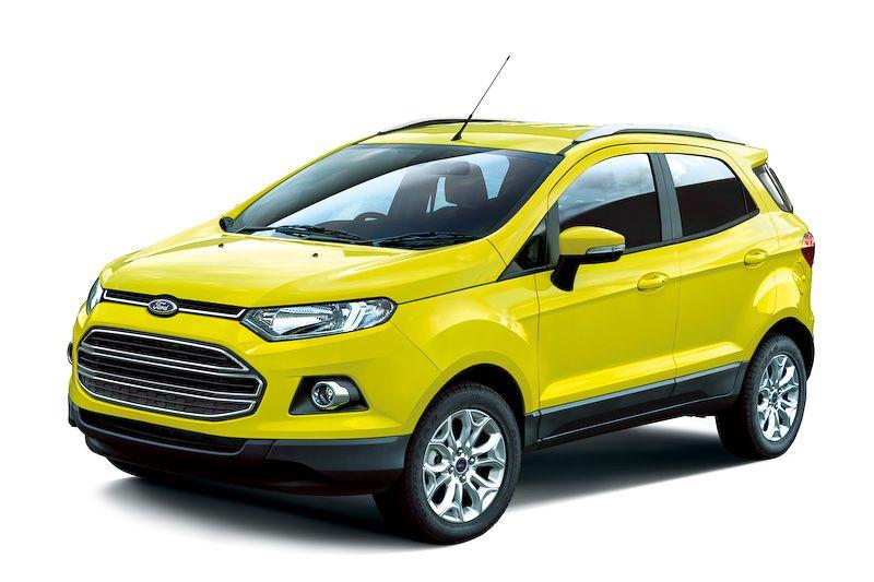 Ford Ecosport Edisi Khusus Resmi Meluncur Di Jepang Ford Jepang