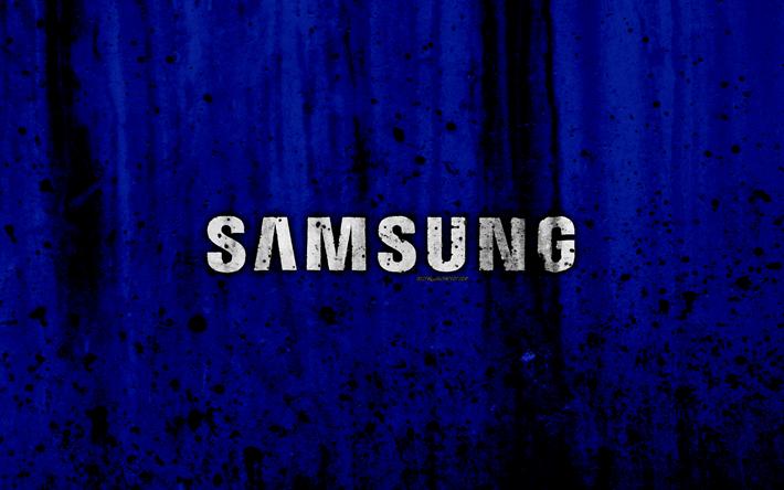 30 Samsung Wallpaper Hd 4k Download Download Wallpapers Samsung 4k Logo Grunge Blue Download Samsung G In 2020 Samsung Logo Samsung Wallpaper Galaxy Phone Wallpaper