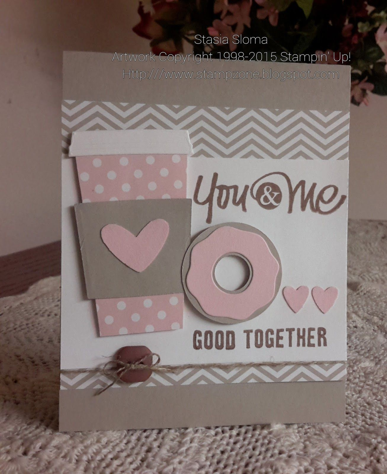 Stampin' & Scrappin' with Stasia: Good Together