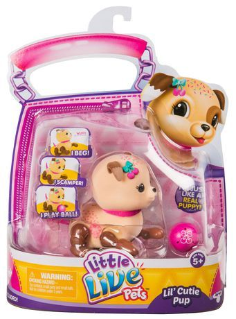 Little Live Pets Little Sprinky Cutie Pups | Products