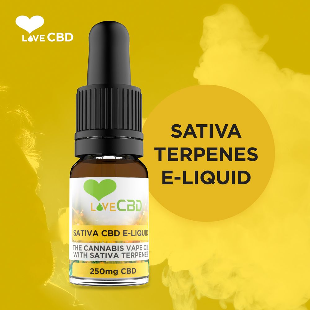 Until the 10th of May we have £10 discount on our Love CBD E