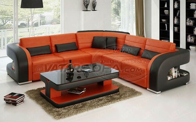 Italian Divan Sofa V003-B