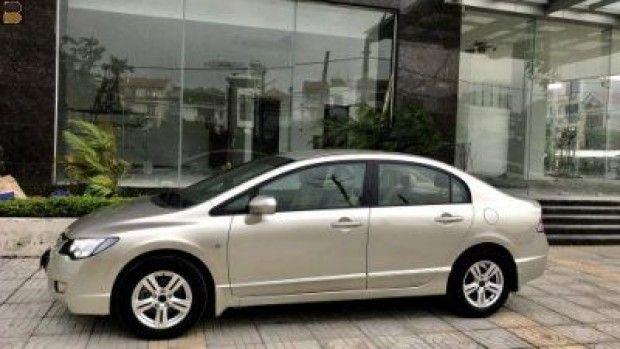 Bán xe ôtô Honda Civic 2008 Bán xe cũ Honda Civic 2008. Vẫn trang bị đủ các tính năng an toàn: Abs, 2 túi khí, hỗ trợ lực phanh.. Lắp thêm Dvd, came