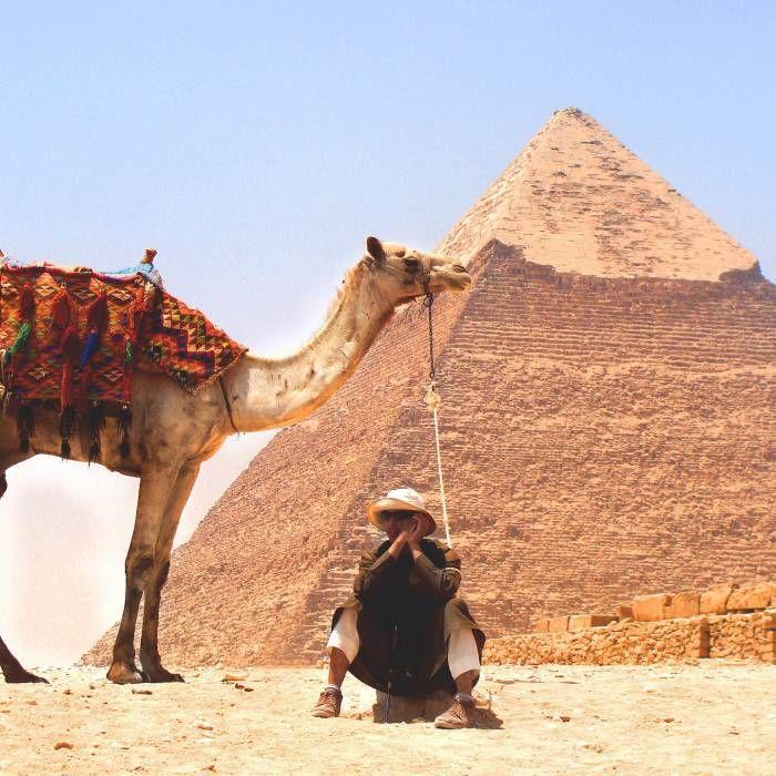 7 Tage im sonnigen Ägypten im Dezember ab 299 Euro