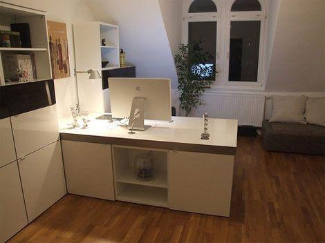 Schreibtisch Ikea Hack 2021