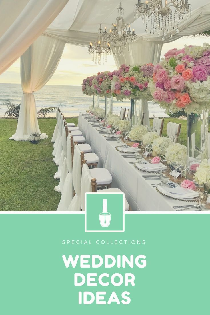 Unique wedding decoration ideas for reception  Redecorate An Individualus Wedding Reception With These Unique