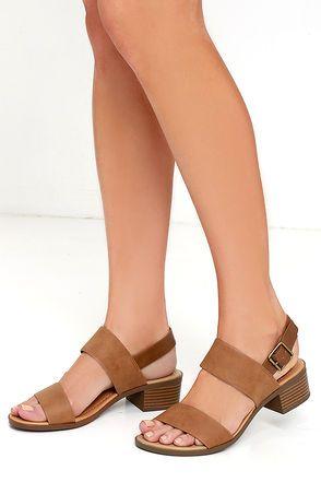 196a6bbc80f Tulum Trek Tan Heeled Sandals   Hot weather wear   Tan heels ...