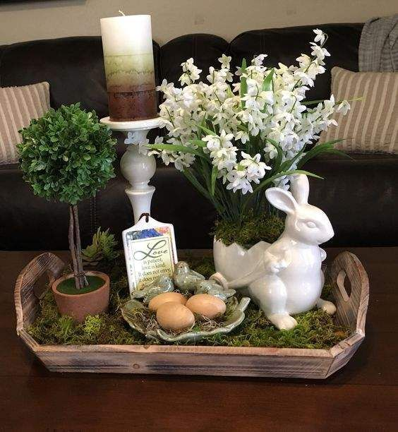 90 DIY Easter Decorations concepts which might be glad  hopeful