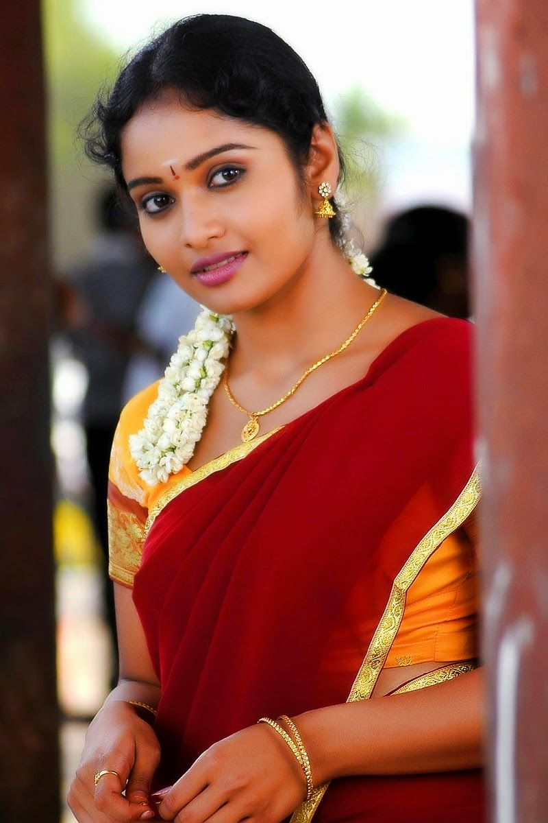 Cute Homely Actress Wow Cute Advaitha Tamil Heroine As Homely Girl In Half Saree Hd Asian Beauty Girl Beautiful Women Naturally Most Beautiful Indian Actress