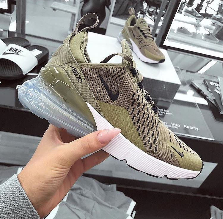 timeless design a000a fc970 Green Nike air max 270 ♛♡ ριntєrєѕt  ulƗraviolєtluxє  ♛ •ιnstagram   ulƗraviolєtluxє  • ulƗraviolєtluxє.com •  ulƗraviolєtluxє  fashion  food   people ...