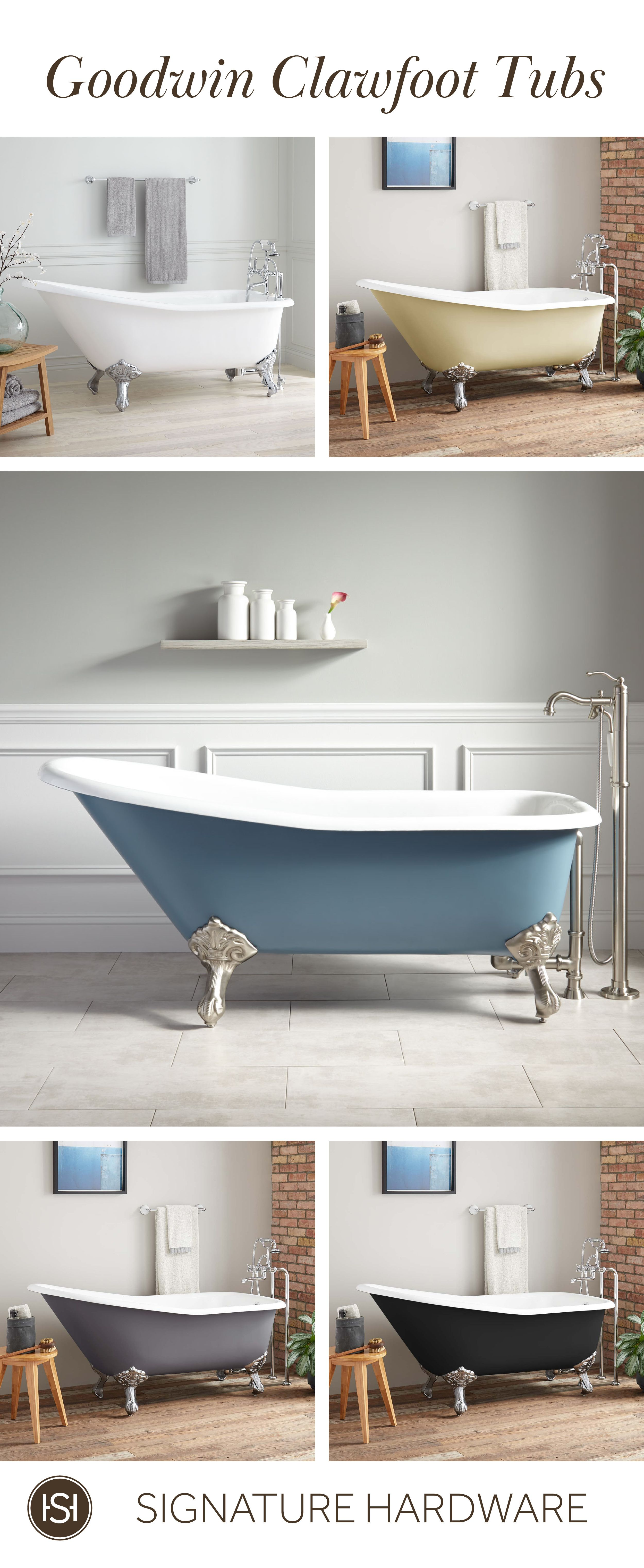 Custom Painting Your Tub Can Give Your Bathroom A Refreshing Pop