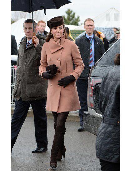 Kate Middleton's Style File, ELLEuk.com