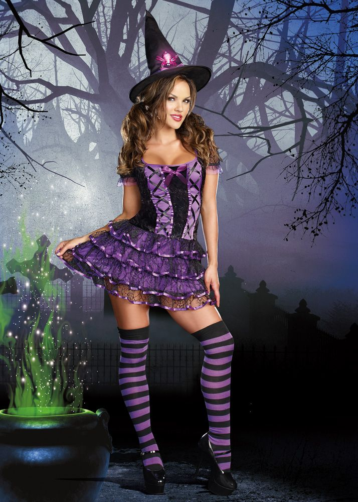 Pin by Rosana Rincon on Trick or Treat | Pinterest | Witch costumes ...