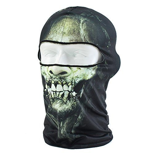 Coxeer® 39 Styles Motorcycle Cycling Lycra Balaclava Full Face Mask http://www.motorcyclesgoods.com/top-24-best-balaclava/