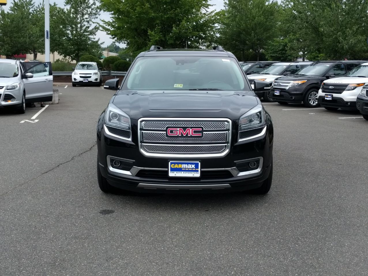 Used 2014 Gmc Acadia In Jackson Tennessee Carmax Jackson