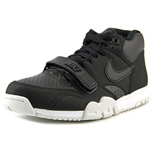 4846d1ac60c8e Nike Air Trainer 1 Mid Men Round Toe Leather Basketball Shoe * You ...