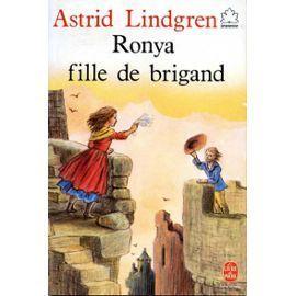 "Astrid Lindgren, ""Ronya fille de brigand"""