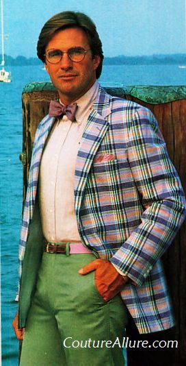 Preppy 80s Fashion Men Preppy s Fashion Awful s