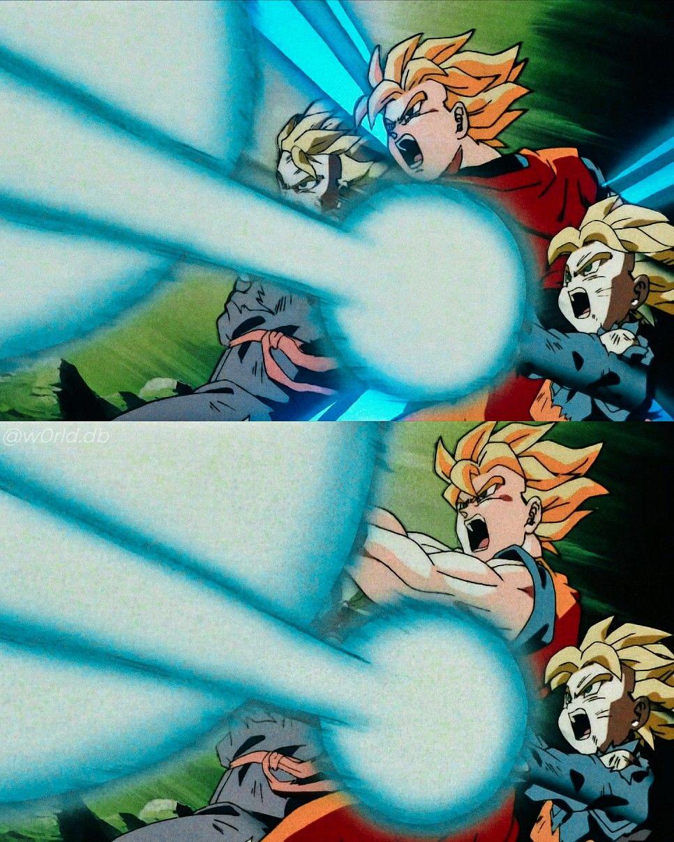 Family Kamehameha Anime Dragon Ball Dragon Ball Z Dragon Ball