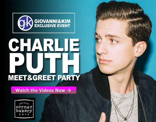 VIDEO Charlie Puth Live In The 92 PRO FM Studio