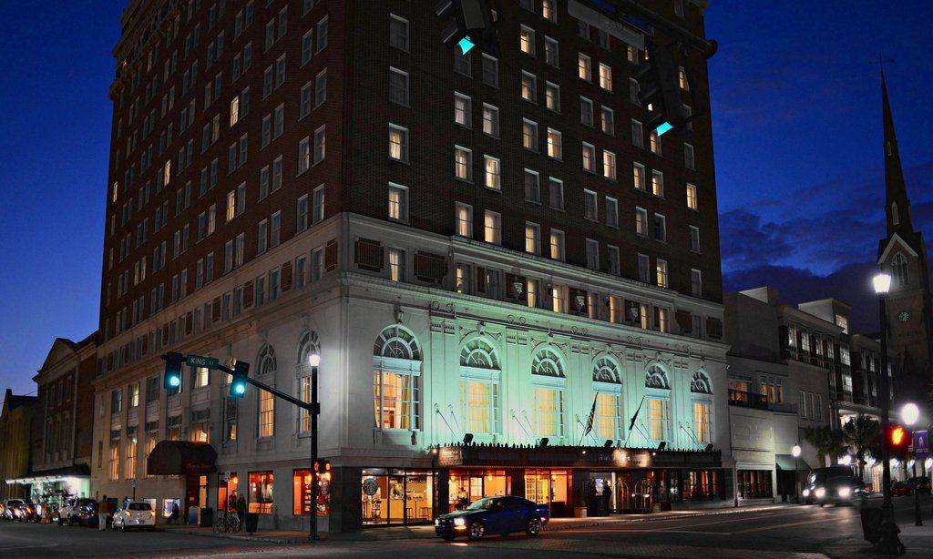Book a stay at these charming downtown charleston hotels