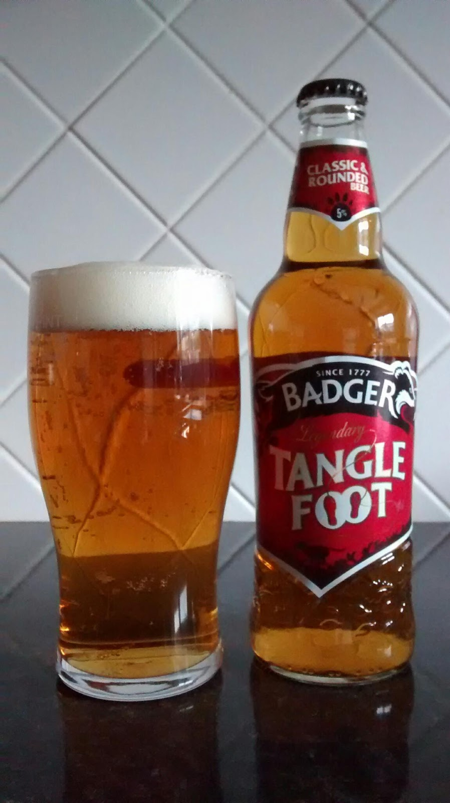 Badger Tanglefoot ในปี 2020