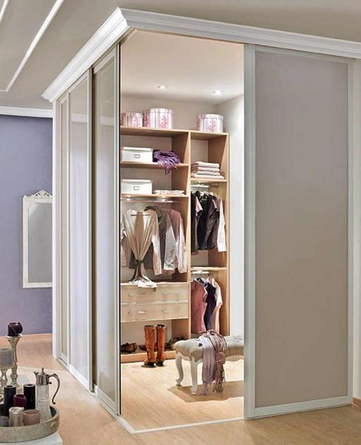 Epic F r einen begehbaren Kleiderschrank braucht man nicht zwangsl ufig einen Extra Raum Je nach Grundriss