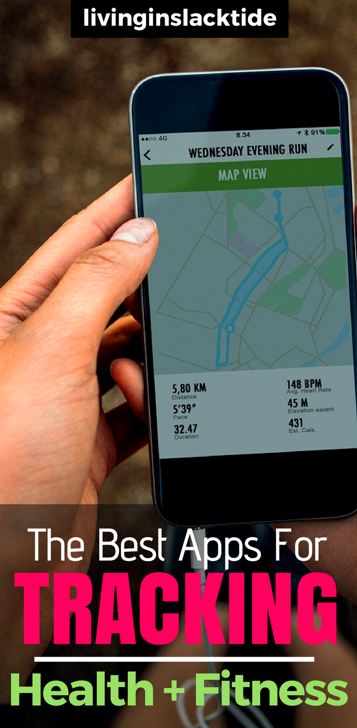 The Top 8 Must Have Health + Fitness Tracking Apps. Want a
