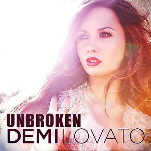Unbroken Fanmade Album Cover